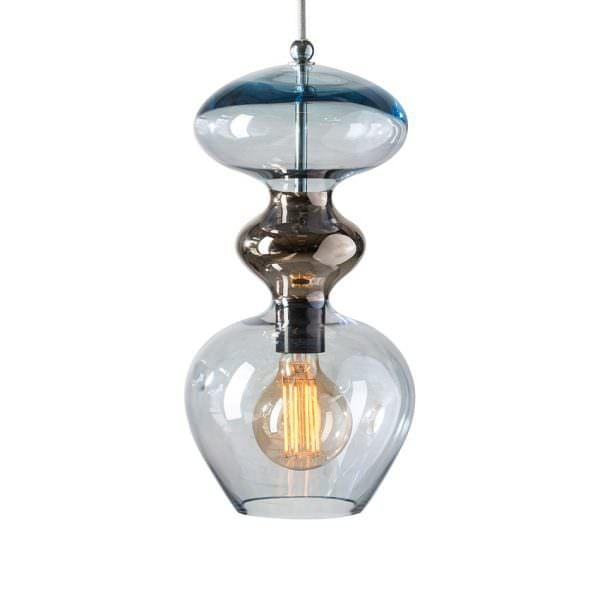 Goeds-futura-hanglamp-pendant-lamp-topaz-blue-platinum-blauw
