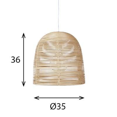 Vivi lamp small - Vincent Sheppard - Goeds