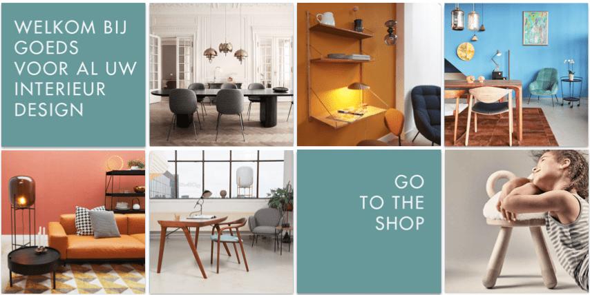 Goeds Design meubels Zaandam Amsterdam
