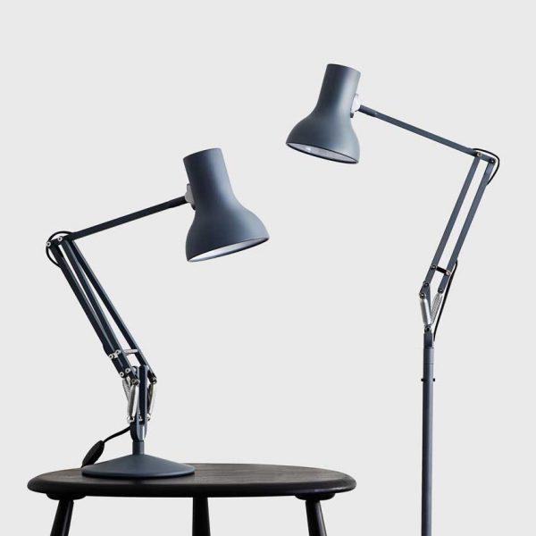 Anglepoise Type-75-Mini-Desk-&-Floor-Lamp---Slate-Grey