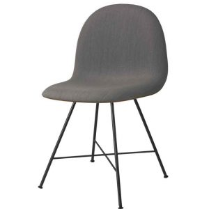 Gubi-3D-Dining-Chair-Front-Upholstered-Centerbase-4