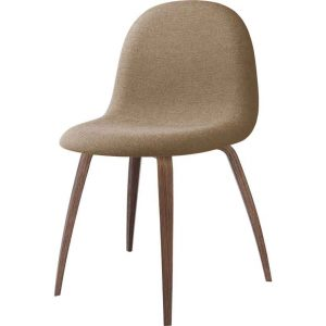 Gubi-3D-Dining-Chair-Fully-Upholstered-Wood-Base-1