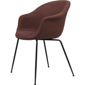 Gubi-Bat-Dining-Chair-Fully-Upholstered-Conic-Base-16