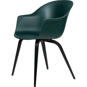 Gubi-Bat-Dining-Chair-Un-Upholstered-Black-Stained-Beech-Semi-Matt-Lacquered-Base-2