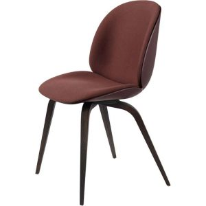 Gubi-Beetle-Dining-Chair-Front-Upholstered-Wood-Base-3