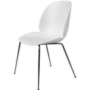 Gubi-Beetle-Dining-Chair-Unupholstered-Conic-Base-Black-Chrome-5
