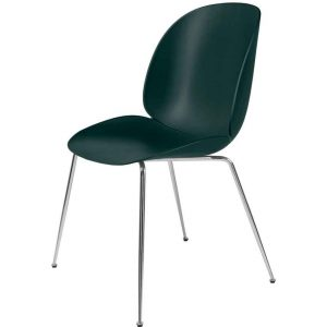 Gubi-Beetle-Dining-Chair-Unupholstered-Conic-Base-Chrome-2