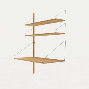 Frama-8050_Shelf_Library_Natural_H1148___Desk_Add-on_Section_Angle