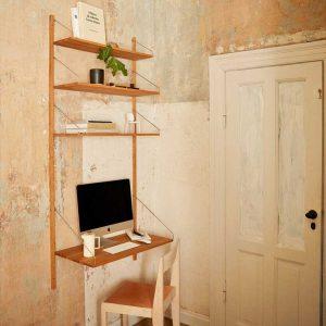 Frama-Shelf-Library-Natural-H1852-Desk-Section-1