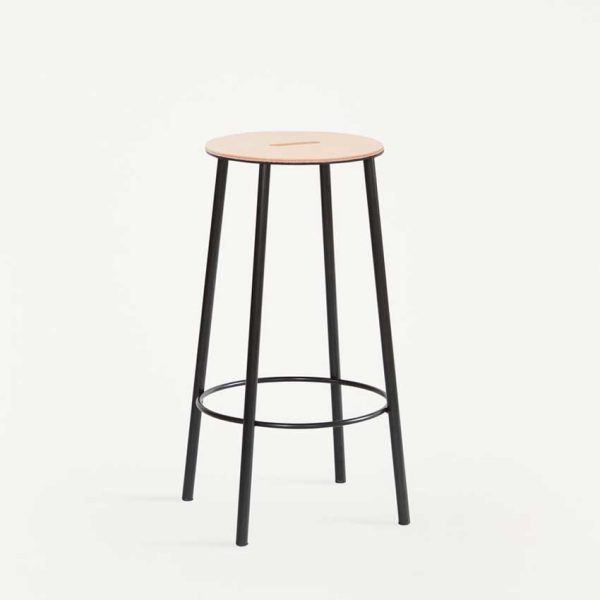 Frama-Adam-Stool-R031-Natural-Leather-_-H65-2