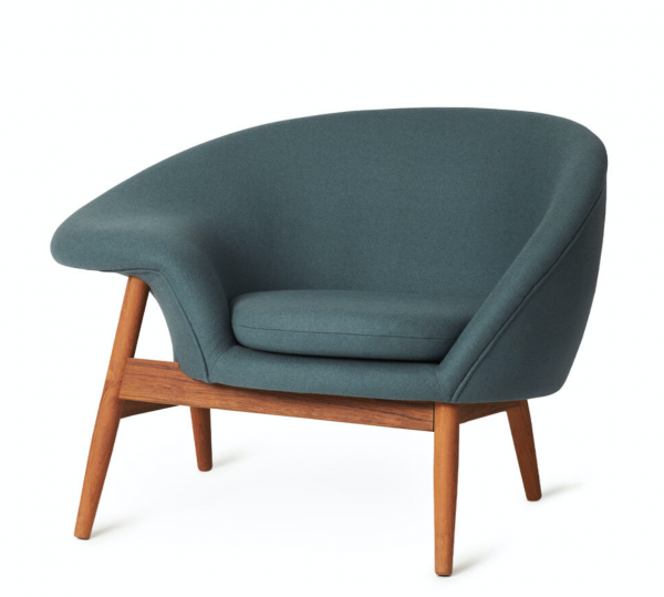 Warm Nordic - Fried Egg Loung Chair - Goeds